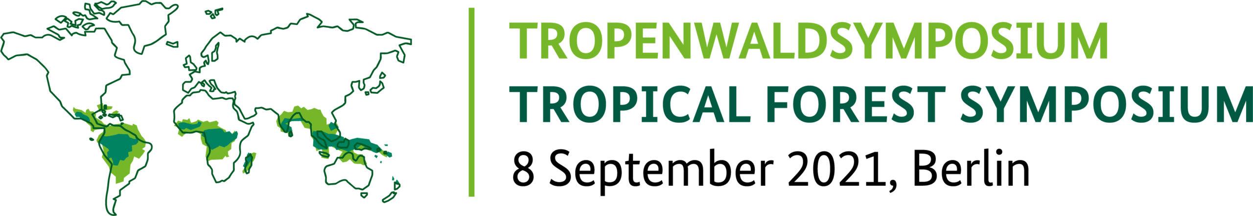 Tropenwald Symposium Logo